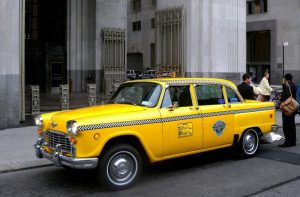 Кеб, сер? або Чому таксі жовтого кольору…
