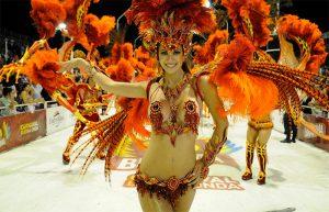 Карнавал у Ріо-де-Жанейро – «найбільше шоу на Землі»