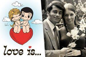 Love is… Історія кохання.