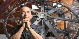Годинник на 10 000 років будує засновник Amazon