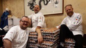 Збірна Норвегії через помилку онлайн-перекладача отримала 15 тис. яєць