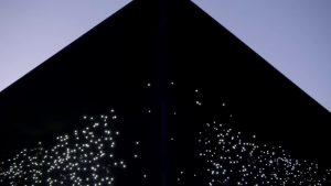 В Пхенчхані побудували найчорнішу будівлю на світі